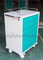 5 drawers metal medical trolley