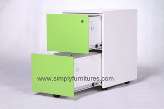 China mobile file cabinet