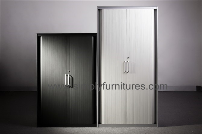 roller shutter cabinet with high quality power coating finish