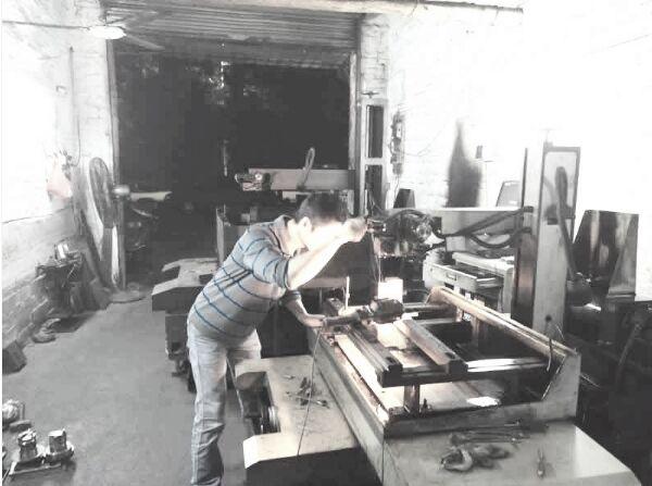 factory metal processing