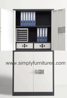 modern design roller shutter door file cabinet for office