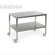 Restaurant Hygienic Counter Top and Food Prepare Stainless Steel Work Tables